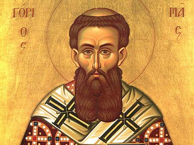 Святитель Григорий Палама, архиепископ Фессалонитский (ок. 1359) [+аудио]