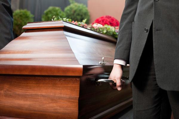 исчезнувший Каждый имеет право на достойное погребение упустил